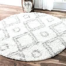 Modern Shag Area Rugs Impressive White Shag Rug 810 Mind Blowing Charming White Shag Rug