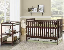 baby relax emma 2 in 1 crib n changer combo gray walmart com
