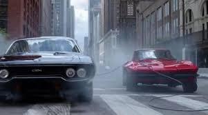 fast and furious corvette rodriguez letty toretto chevrolet corvette c2 dans fast