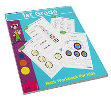 1st grade math workbook for kids pdf printable educational