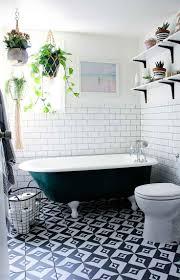 vintage black and white bathroom ideas entranching bathroom design awesome black ideas white at funky
