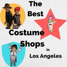 Halloween Costume Rental Costume Shops Los Angeles Momsla