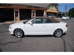 audi a4 coupe convertible 2009 audi a4 awd 2 0t quattro 2dr convertible 6a in trenton nj
