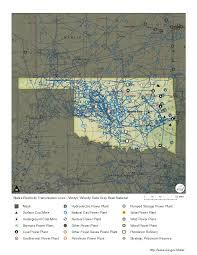 Map Of Oklahoma Counties Oklahoma Profile