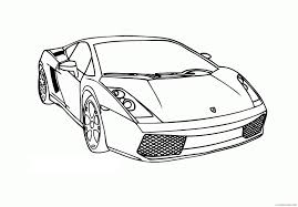 lamborghini sketch side view lamborghini huracan coloring pages side view coloring4free