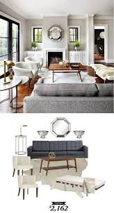 white livingroom furniture best 25 grey living room furniture ideas on chic
