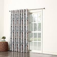 Curtain Patio Door Patio Door Curtains Bed Bath Beyond