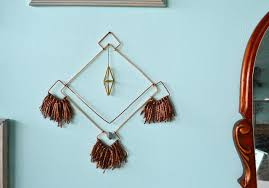 Bee Home Decor by Phoenix Abundant Being Handmade Wall Art Weaving Home Decor