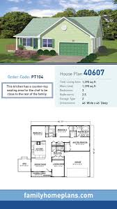 40 best traditional style house plan images on pinterest