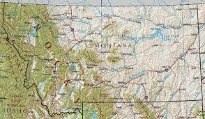 montana maps montana maps perry castañeda map collection ut library