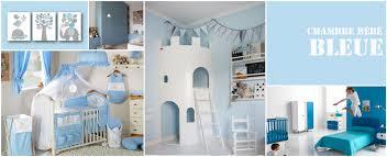 chambre bebe garcon bleu gris decoration chambre bebe garcon bleu visuel 6