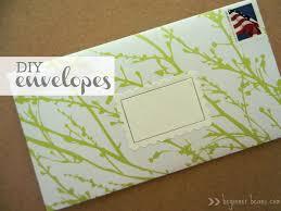 how to fold an envelope beginner beans diy envelopes a custom cash envelope tutorial