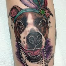 terrier tattoo jess versus heroes u0026 ghosts tattoo