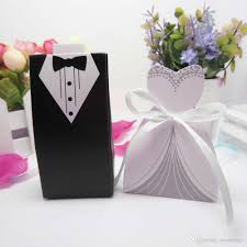 wedding candy boxes wholesale 2018 wholesale new groom candy boxes wedding favor gifts