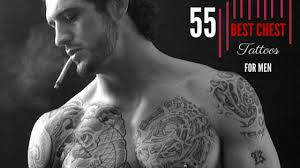 55 best chest tattoos for amazing ideas