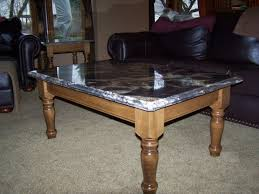 granite top end tables granite top coffee tables energiadosamba home ideas granite