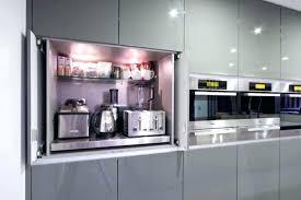 kitchen cabinet appliance garage garage kitchen appliance garages kitchen cabinets place your