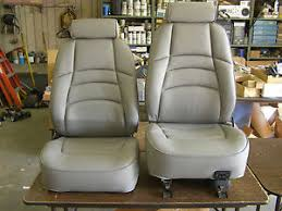 1996 mustang seats nos 1994 1998 ford mustang grey leather seat covers seats 1995