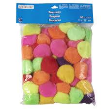 creatology pom poms 1 1 2 colors