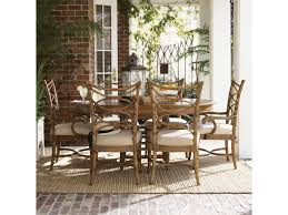 Beach Dining Room Sets by Tommy Bahama Home Beach House Round Coconut Grove Dining Table