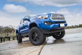toyota truck lifted bds new product announcement 242 2016 tacoma lift kits bds