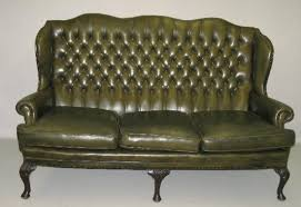 Hunter Green Leather Awesome Green Leather Sofa Home Design Ideas - Hunter green leather sofa