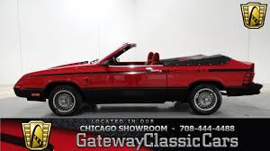 1981 dodge charger 1981 dodge charger 2 2 gateway cars chicago 735