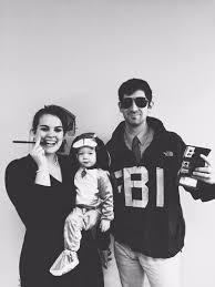 halloween costume fbi agent gokie notes halloween recap