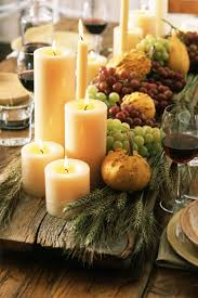 home interiors candles baked apple pie 38 fall table centerpieces autumn centerpiece ideas