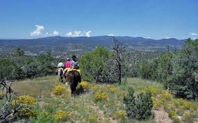 new mexico dude ranch geronimo trail guest ranch