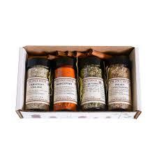 ethnic chicago neighborhoods spice blends gift box 2