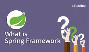 what is spring what is spring framework spring framework architecture edureka