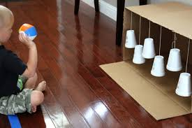 toddler approved moving color targets game for toddlers