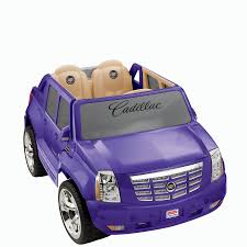 power wheels fisher price cadillac hybrid escalade ext pink power wheels purple cadillac escalade toys ride on