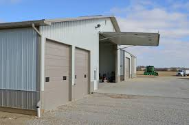 Overhead Door Garage Door Openers by Which Type Of Door Is Best For Your Pole Barn Wick Buildings