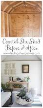 my coastal she shed reveal and sources finding silver pennies