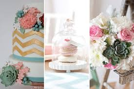 get the look modern meets shabby chic simply southern wedding blog