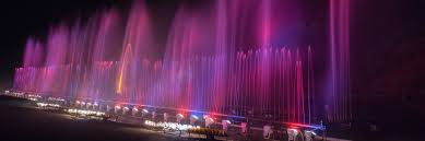 Acclaim Sound And Lighting Grand Haven Musical Fountain About