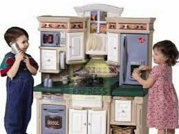 Step Two Play Kitchen by Step 2 Kitchen The Ultimate Kitchen Toy Youtube