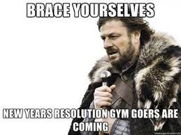New Years Gym Meme - avoid meme at the gym this january nola com