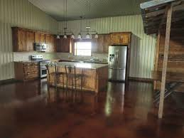pole barn homes interior best pole barn home kitchens decoration ideas collection top at