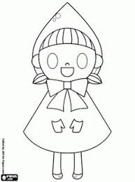 red riding hood wolf coloring pages odkazodvas