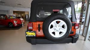 2009 jeep wrangler 4 door softtop stk 40031a for sale trend