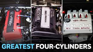 4 cylinder engine the 8 greatest four cylinder engines of the last 20 years