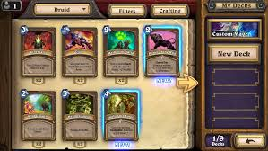 hearthstone android review hearthstone has made it to iphone and android devices