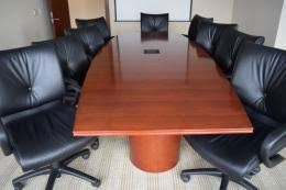 10 x 4 conference table used paoli office tables furniturefinders