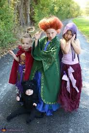 Winifred Sanderson Halloween Costume Hocus Pocus Kids Halloween Costume Idea