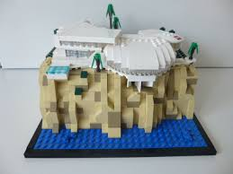 Iron Man House Lego Ideas Marvel Architecture Iron Man Malibu House
