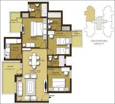orris aster court floor plan