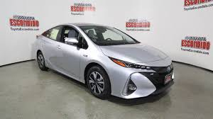 new 2017 toyota prius prime advanced hatchback in escondido